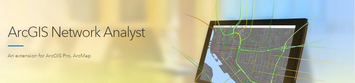 آموزش تحلیل شبکه در ArcGIS