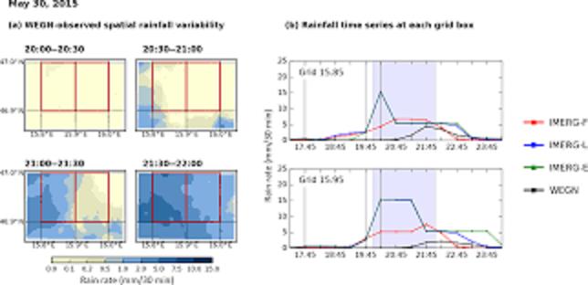 ارزیابی دادههای بارش دور سنجی GPM در مقابل دادههای مشاهدهای (موردمطالعه: غرب میانه ایران)