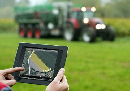 کاربرد GPS در کشاورزی