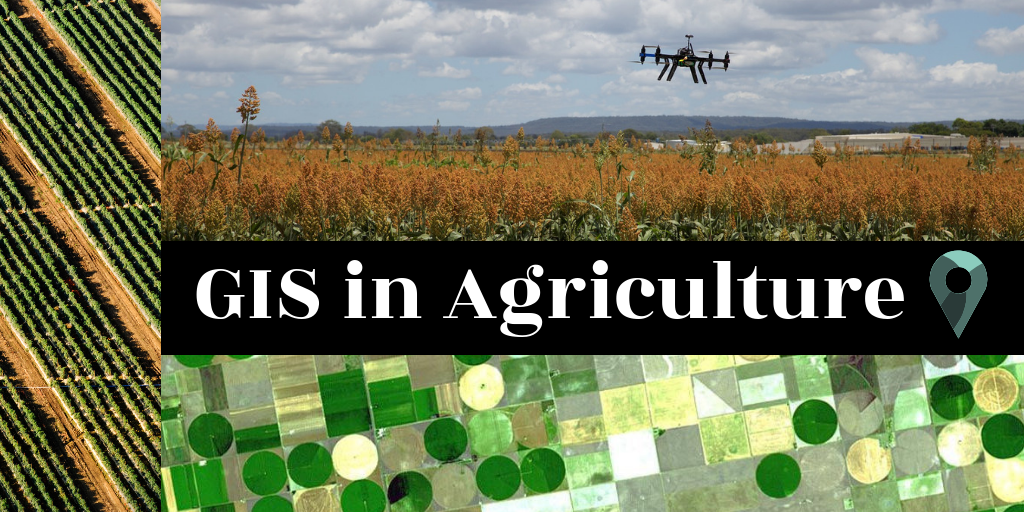 کاربرد GIS در کشاورزی
