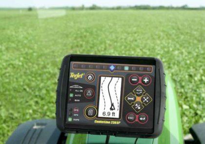 کاربردهای GPS در کشاورزی