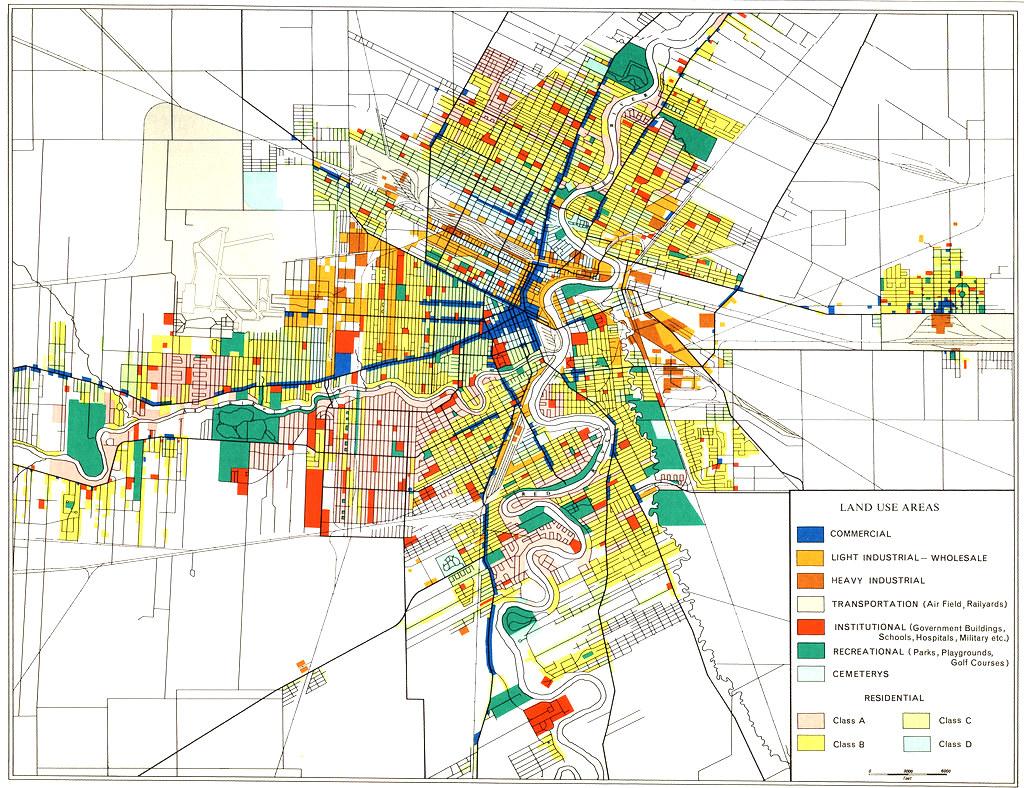 کاربرد GIS در برنامه ریزی و مدیریت شهری