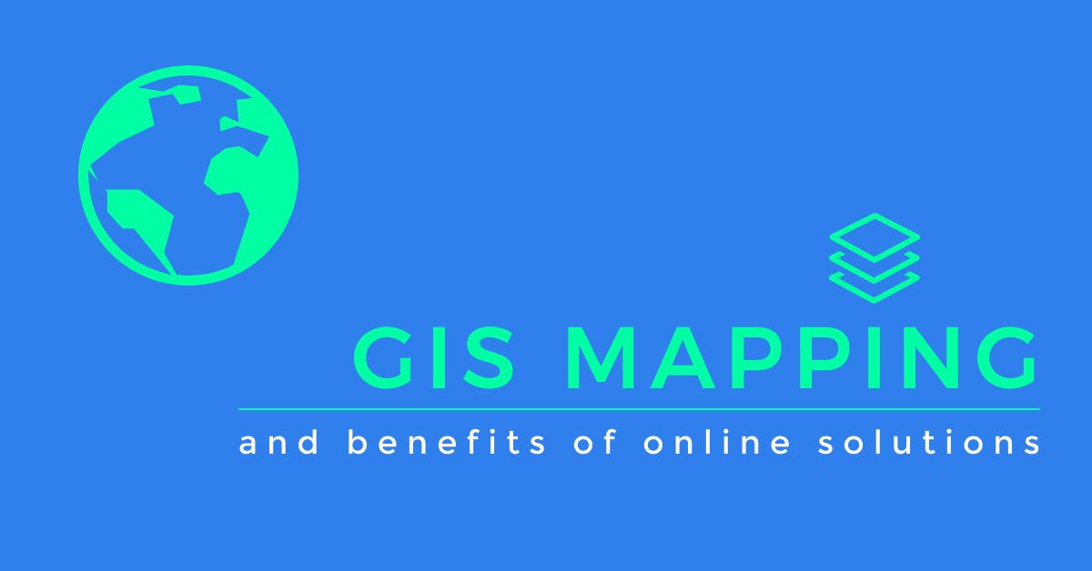 مزایای GIS