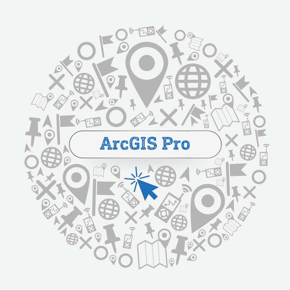 آموزش ArcGIS Pro در یک روز